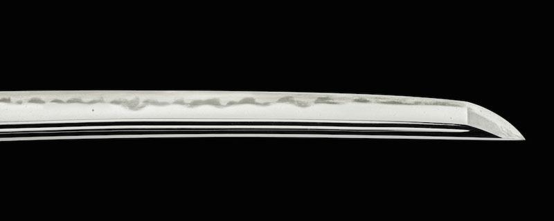 клинок японского меча