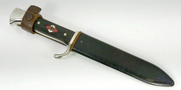 Ранний Нож Гитлерюгенд -Emil Voos