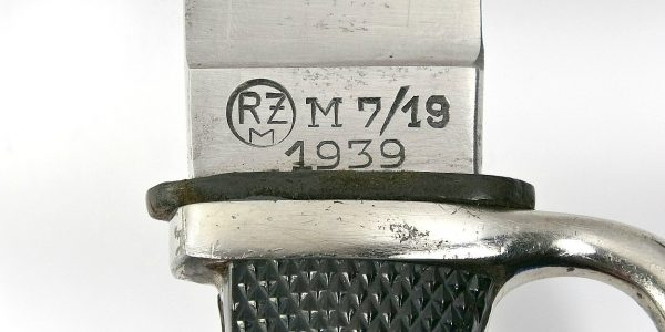 Переходной период Нож Гитлерюгенд RZM M7/19 (Ed. Wustof)