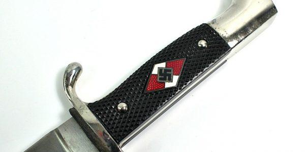 Поздний период Нож Гитлерюгенд (RZM M7/31)