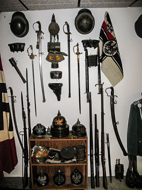 Коллекционное холодное оружие